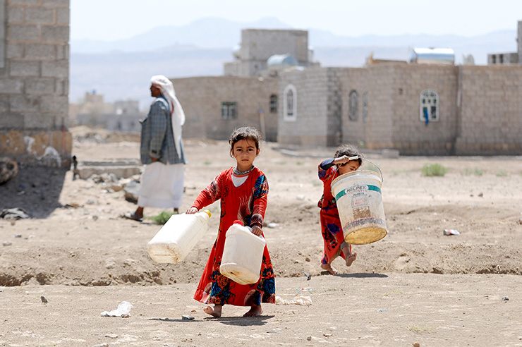 Protecting Children From Instability >> Protecting And Empowering Children Climate2020
